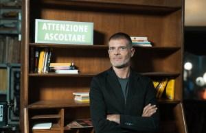 Fuori la voce Stefano Massini su laF