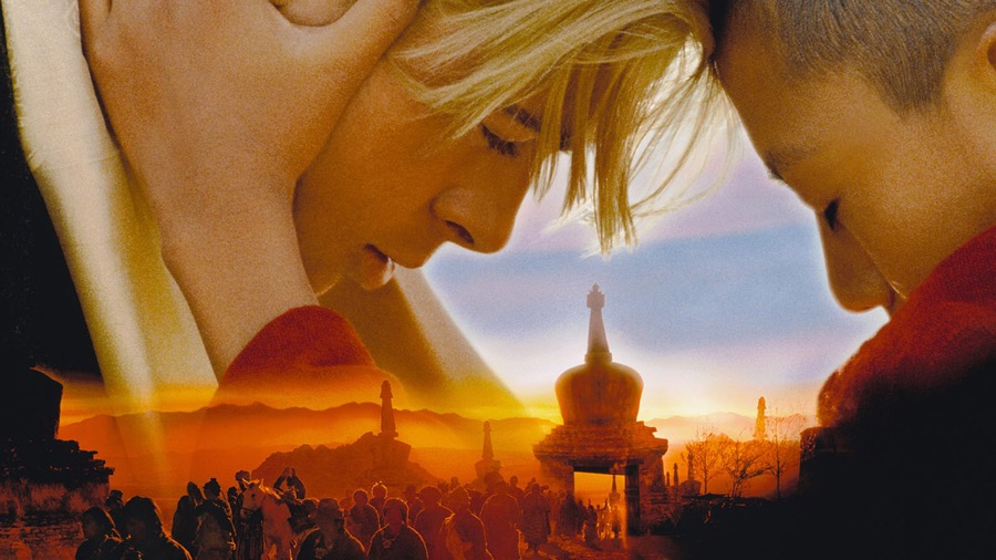 Sette anni in Tibet Paramount Network