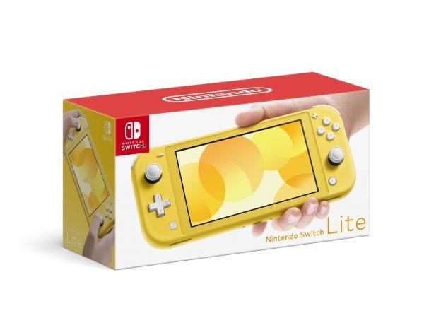 Nintendo Switch Lite è realtà: prezzo e data di uscita
