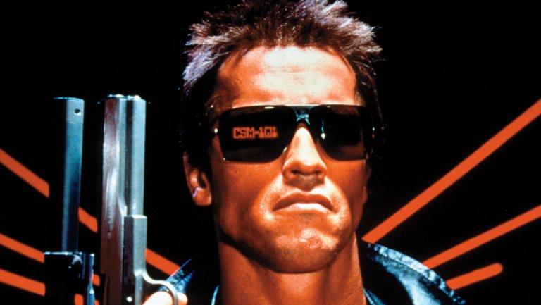Terminator Sky Cinema action