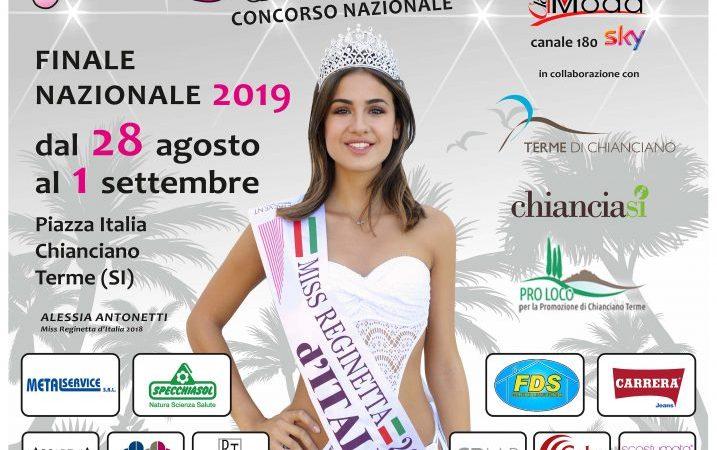 Miss Reginetta d'Italia e Talent Kids 2019 in Puglia e Basilicata: la seconda tappa è al Lido Cral AQP