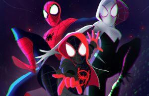 Spider - Man Un nuovo universo Sky Cinema