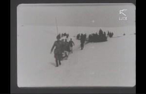 Il capitano dei ghiacci - La grande guerra su History copy