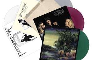 Fleetwood Mac tutti gli album
