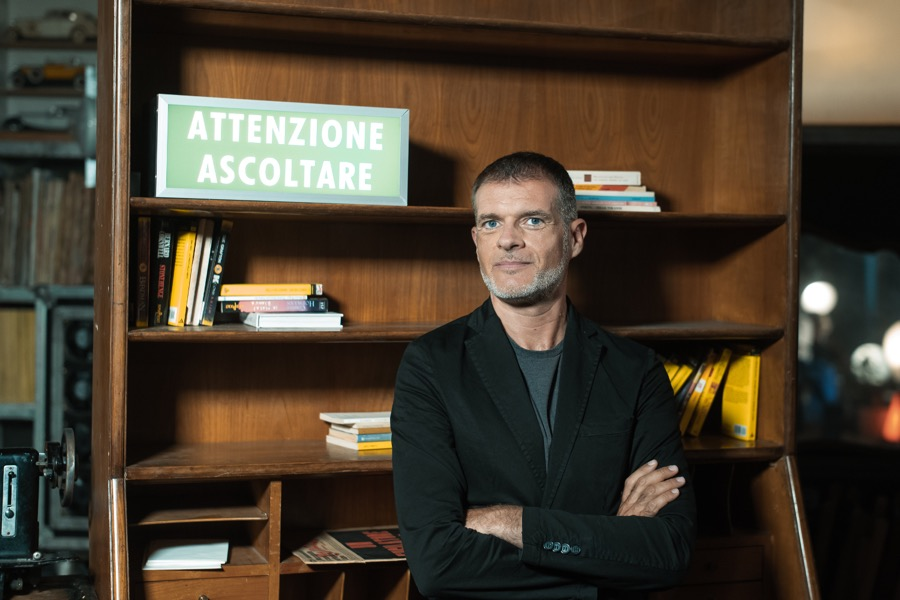 Stefano Massini su laF