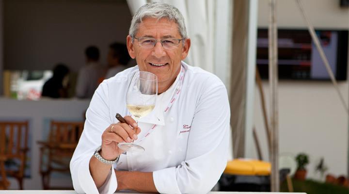 Tano Simonato chef