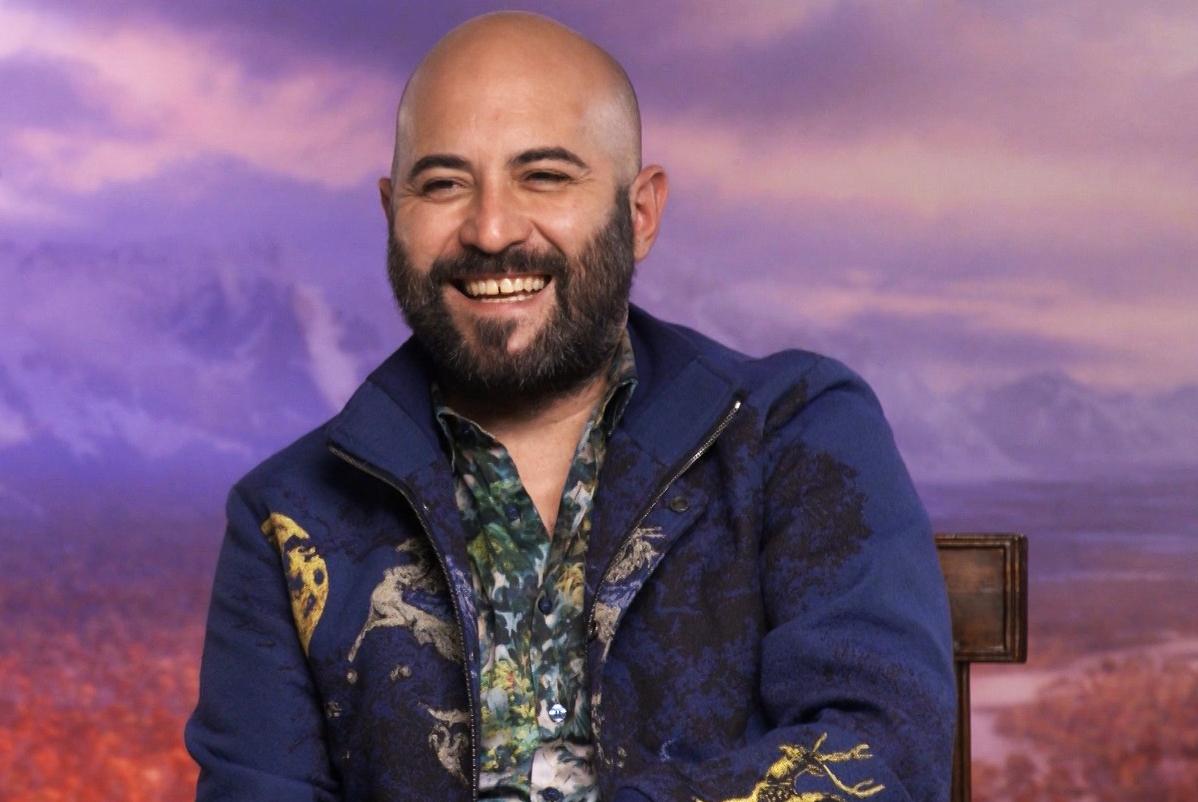 Giuliano Sangiorgi intervistato a Movie Mag su Rai Movie