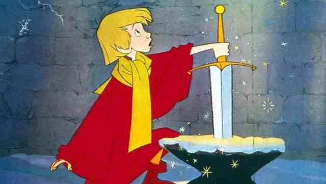 La spada nella roccia Paramount Network