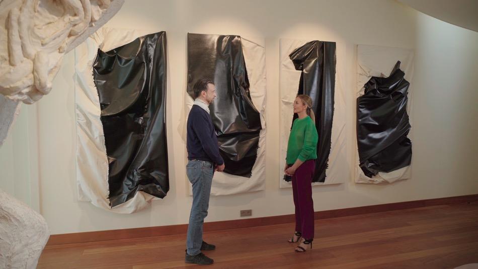 Private Collection, su Sky Arte il collezionista Alain Servais