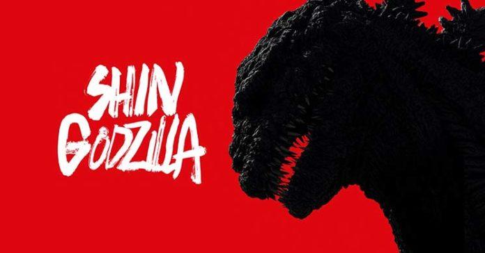 Shin Godzilla su Rai 4