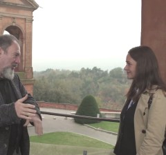 Carlo Lucarelli e Annalena Benini su Rai tre