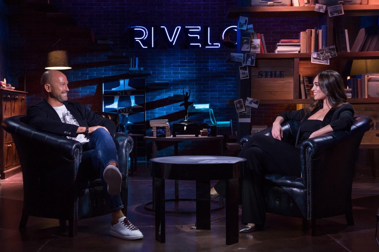 Stefano Bettarini intervistato da Lorella Boccia su Real Time