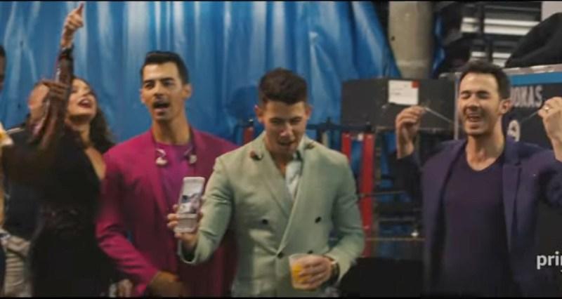 Happiness Continues: A Jonas Brothers Concert Film, su Amazon Prime Video il dietro le quinte del tour Jonas Brothers