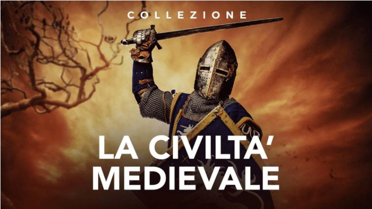 """""""La civiltà medievale"""", il racconto su Rai Play"""