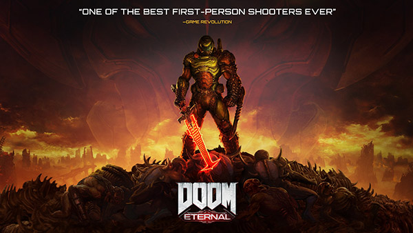 UFFICIALE: DOOM Eternal arriva su Xbox Game Pass!