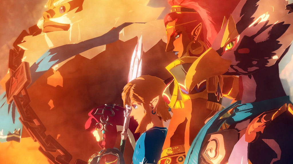 Annunciato Hyrule Warriors: Age of Calamity