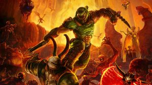DOOM Eternal arriva su Nintendo Switch l'8 dicembre: ecco il trailer!
