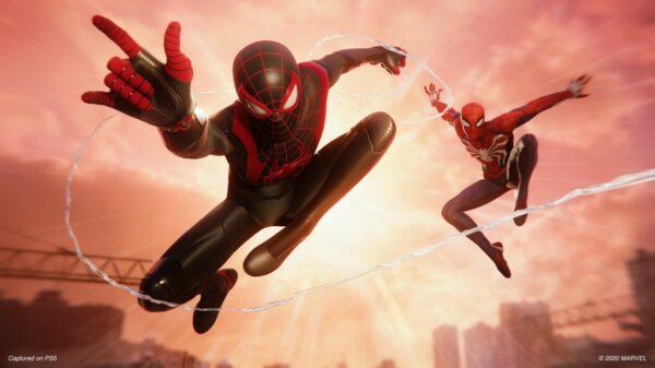 Spider-Man: Miles Morales protagonista del nuovo numero di Game Informer