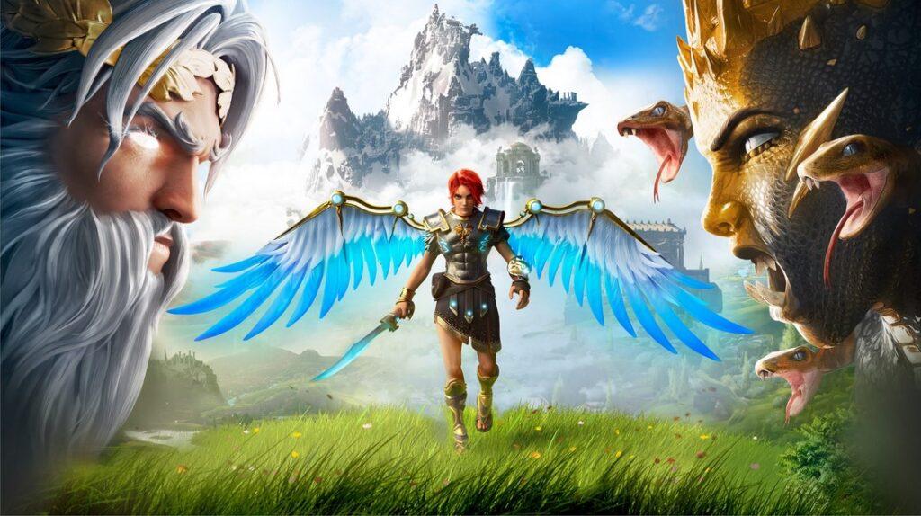 Immortals Fenyx Rising: le versioni PlayStation 5 e Switch a confronto
