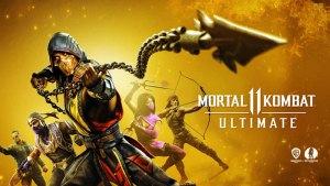 Mortal Kombat 11: Ultimate è disponibile su Series X, da domani su PS5