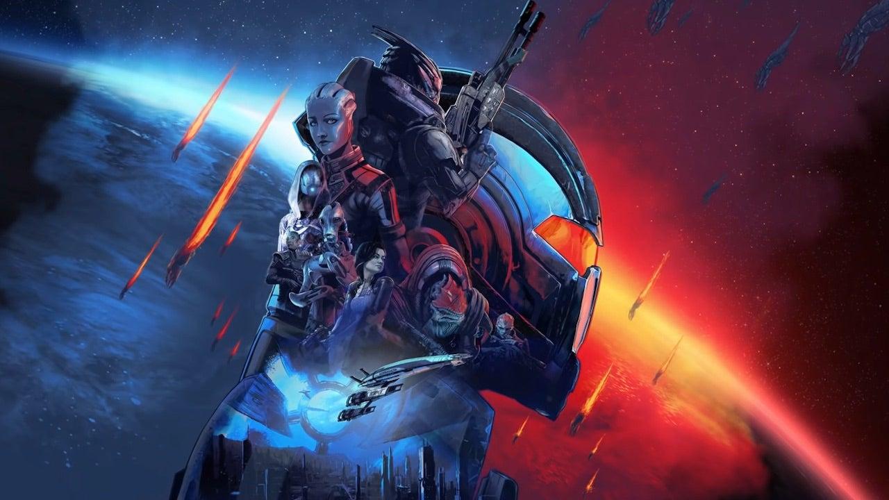 Mass Effect Legendary Edition: trailer 4k e data di uscita per la collection