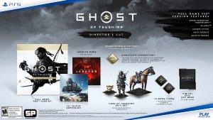 Annunciato Ghost of Tsushima: Director's Cut, confermata la nuova espansione