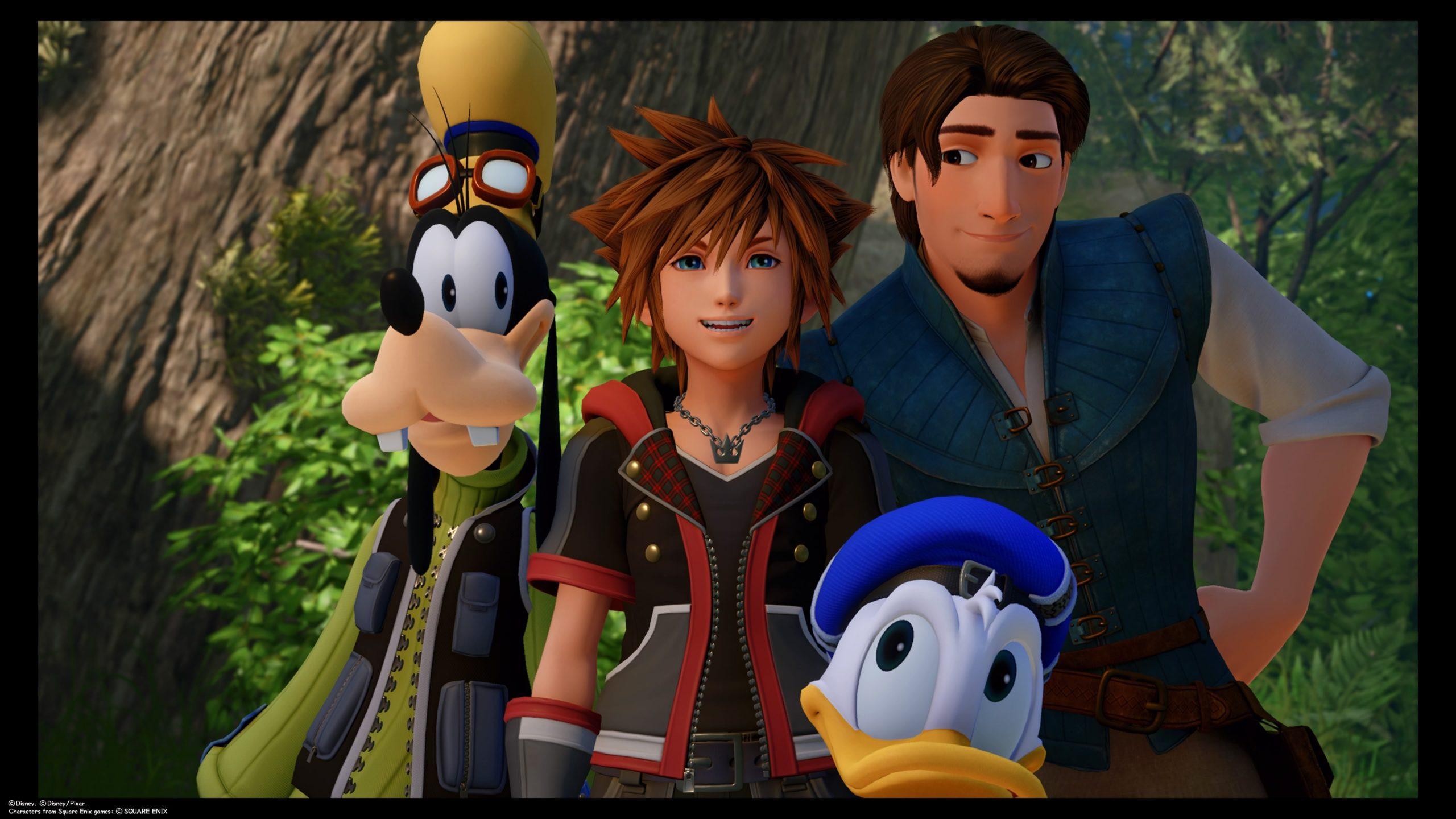 Tutta la saga di Kingdom Hearts arriverà su Nintendo Switch!