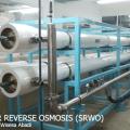 Mesin Penyulingan Air Laut Menjadi Air Tawar