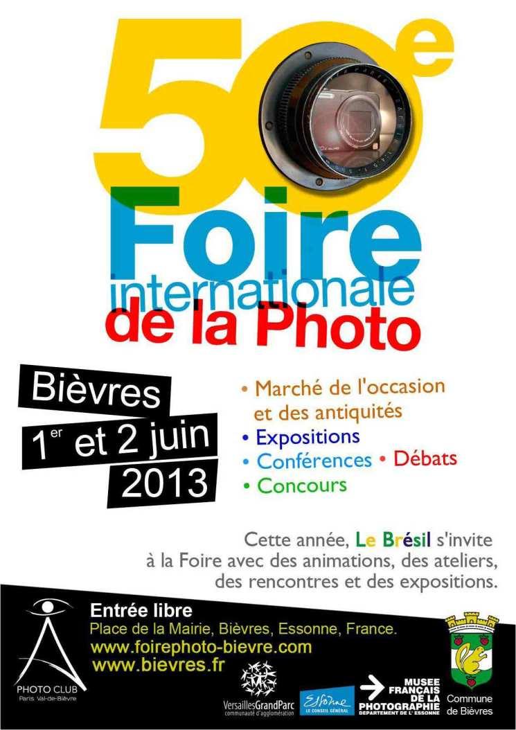 Foire Photo Bièvres