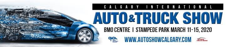 Calgary International Auto and Truck Show 2020