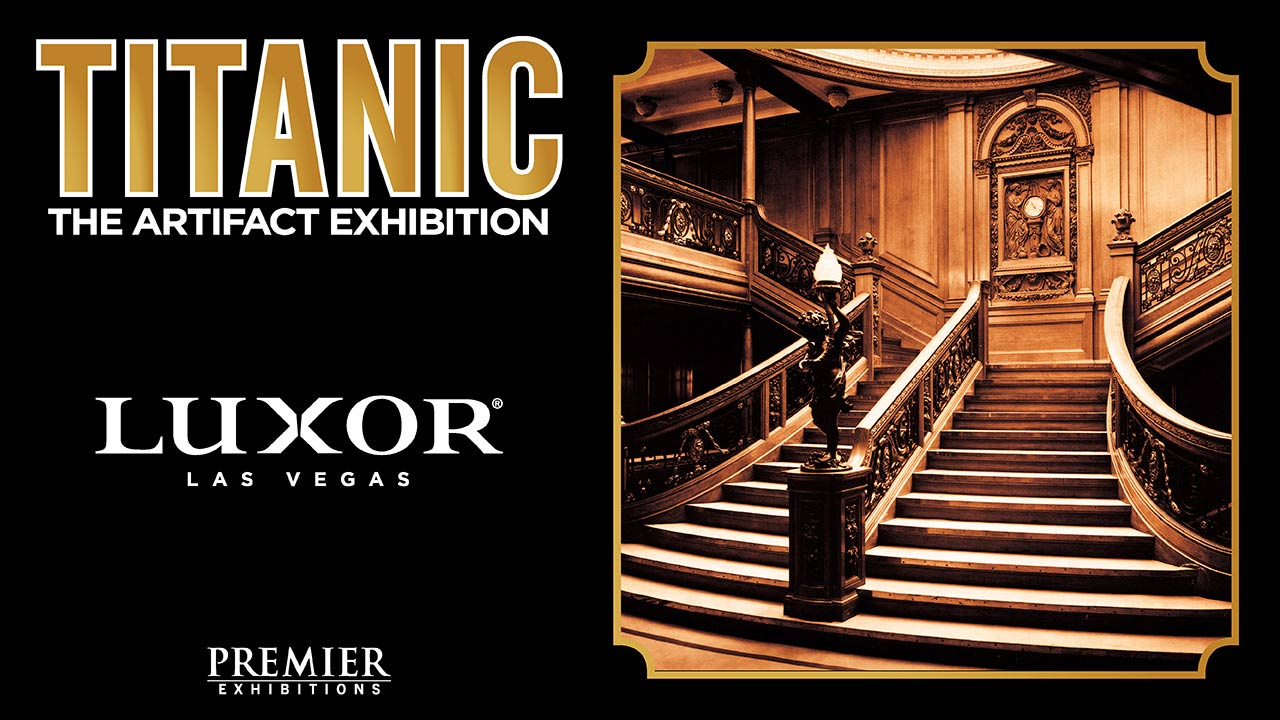 Titanic The Artifact Exhibition Las Vegas Best Prices