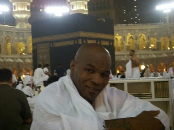Mike Tyson à la Mecque