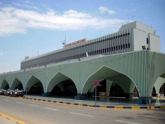 Aéroport International de Tripoli - Libye