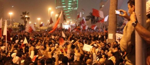 Révolution du Bahreïn