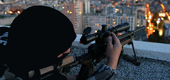 Sniper - tueries