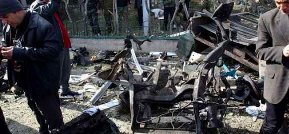 Syrie : Attentat suicide