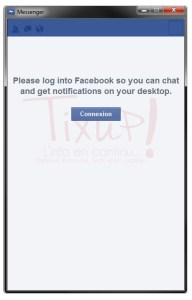 Facebook Messenger - Image 01