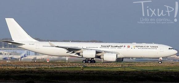 Avion Airbus A340