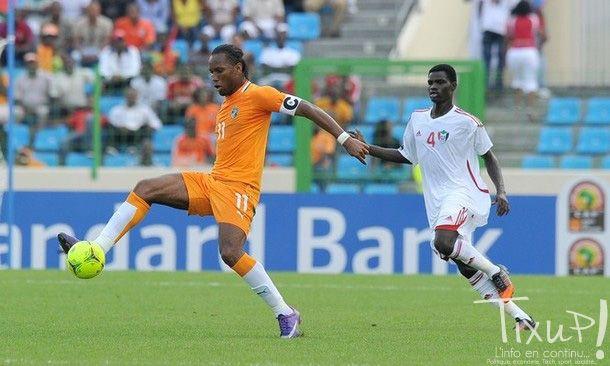Côte d'Ivoire - CAN 2012