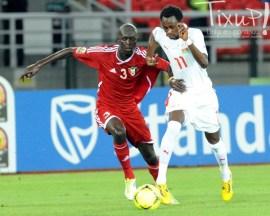 Soudan - Burkina Faso - CAN 2012
