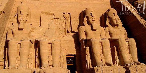 statue egypte