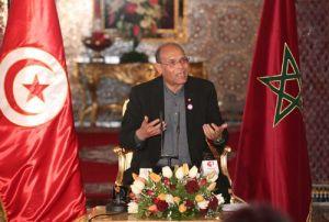 Moncef Marzouki Maroc
