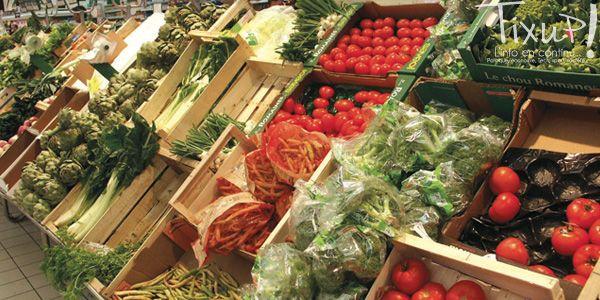 fruits legumes