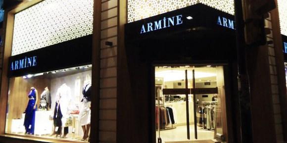 armine - mode islamique