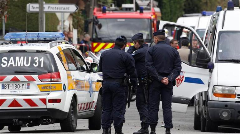 Police - Toulouse
