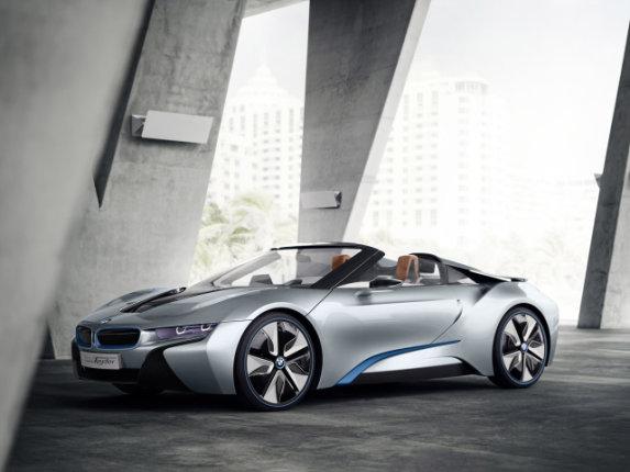 BMW i8 Spyder