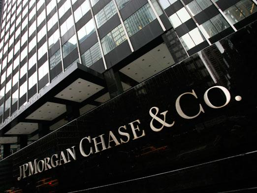 JP Morgan & Chase