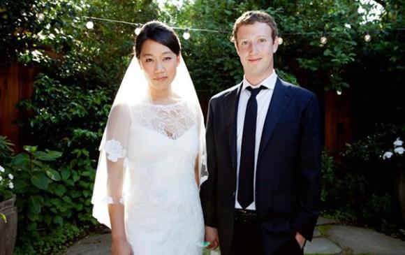 Prescillia Chan - Mark Zuckerberg