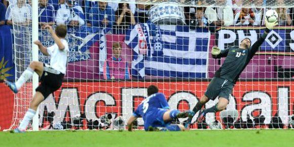 Euro 2012: Allemagne - Grèce
