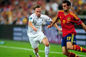 Euro 2012: Espagne - France